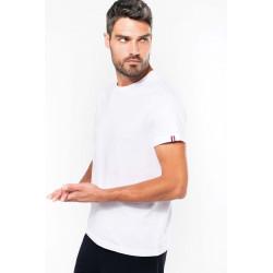 T-shirt col rond 100% coton...